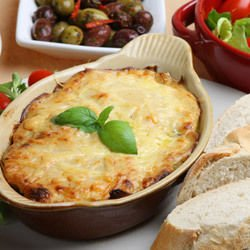 Delicious Chicken Moussaka