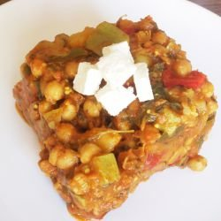 Chickpea and Vegetable Stew