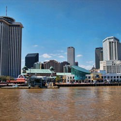 The Great Lakes - New Orleans
