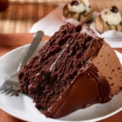 Chocolate Cake with Orange Flavor