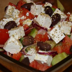 Greek Salad Horiatiki