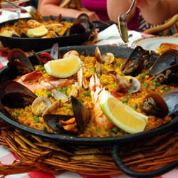 Homemade Spanish Paella