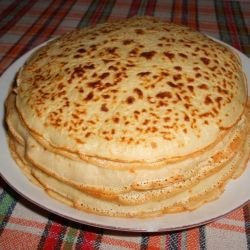 Pancakes with Yoghurt