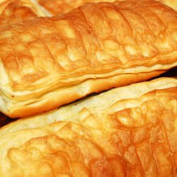 Stuffed Cheese Pastries