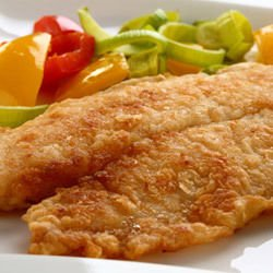 English-Style Fried Fish