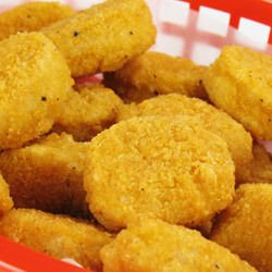 Crumbed Processed Cheese