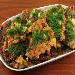 Fried Liver with Spices