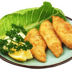Deep Fried Fish Fillets