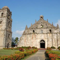 Kabyle Ancient City - Paoay Church