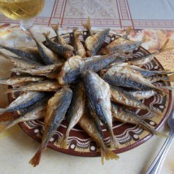 Fried Mackerel