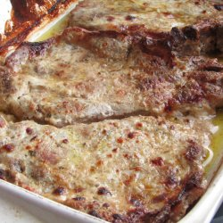 Steaks with Yoghurt in the Oven