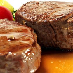 Steaks with Gypsy Sauce