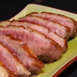 Duck Breasts with Special Sauce