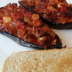 Stuffed Eggplants (Imambayalda)