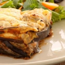 Vegan Moussaka with Eggplants