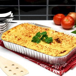 Delightful Vegetable Lasagna