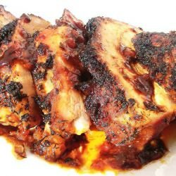 Roast Pork with Spices