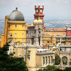 Pena Palace -  Pena National Palace