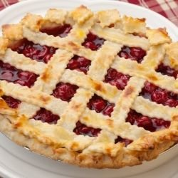 Swedish Cherry Pie