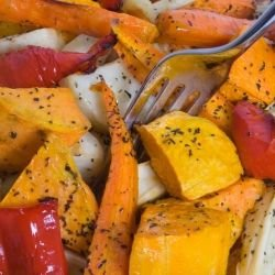 Autumn Vegetable Stew