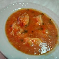 Mom`s Chicken Stew Recipe
