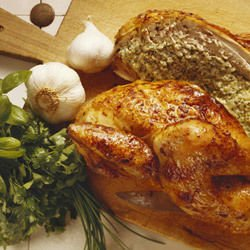 Chicken with Honey and Garlic
