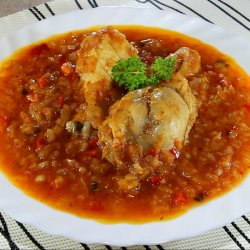 Chicken Onion Stew