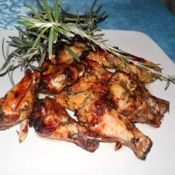Party Chicken Wings with Teriyaki