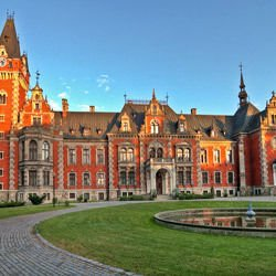 Historical Sites - Plawniowice Palace