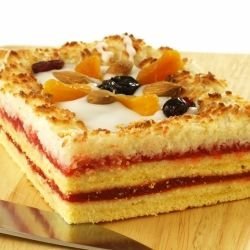 Cake with Marmalade