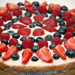 Fruit Cake with Yoghurt