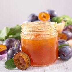 Prune and Pumpkin Jam