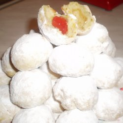 Lean Turkish Delight Cookies