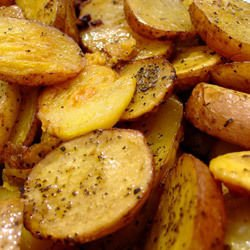 Potatoes with Mustard and Spices