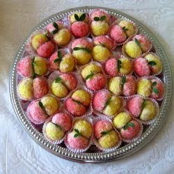 Sweet Peaches with Nutella