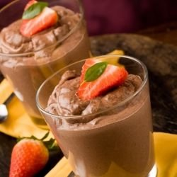 Fine Chocolate Mousse