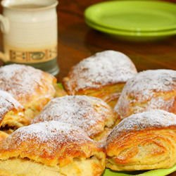Granny's Feta Cheese Pastries