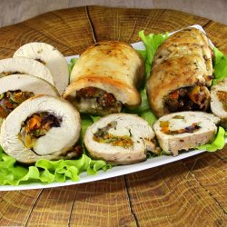 Holiday Turkey Roulades