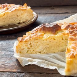 Phyllo Pastry with Lemonade