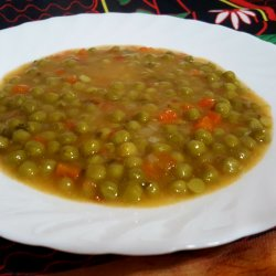 Traditional Stew with Peas