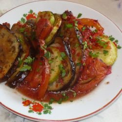 Ratatouille with Thyme