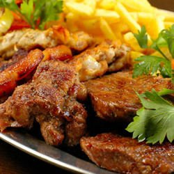 Mixed Grill of Lamb