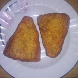 Tasty Fried Hake Fillets