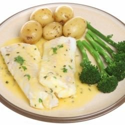 Fish in Butter