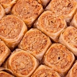 Baklava with Puff Pastry