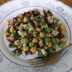 Boiled Foods Salad