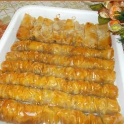 Saralia with Ready-Made Phyllo Pastry Sheets