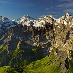 Bernese Alps -  Schilthorn