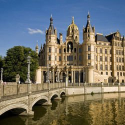 Stockholm Palace - Schwerin Castle