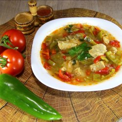 Village-Style Pork Stew